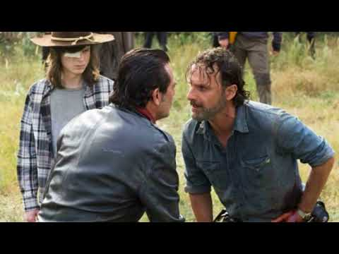does michonne and rick hook up