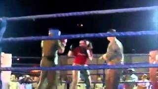 Marine Mixed Boxing Knockout