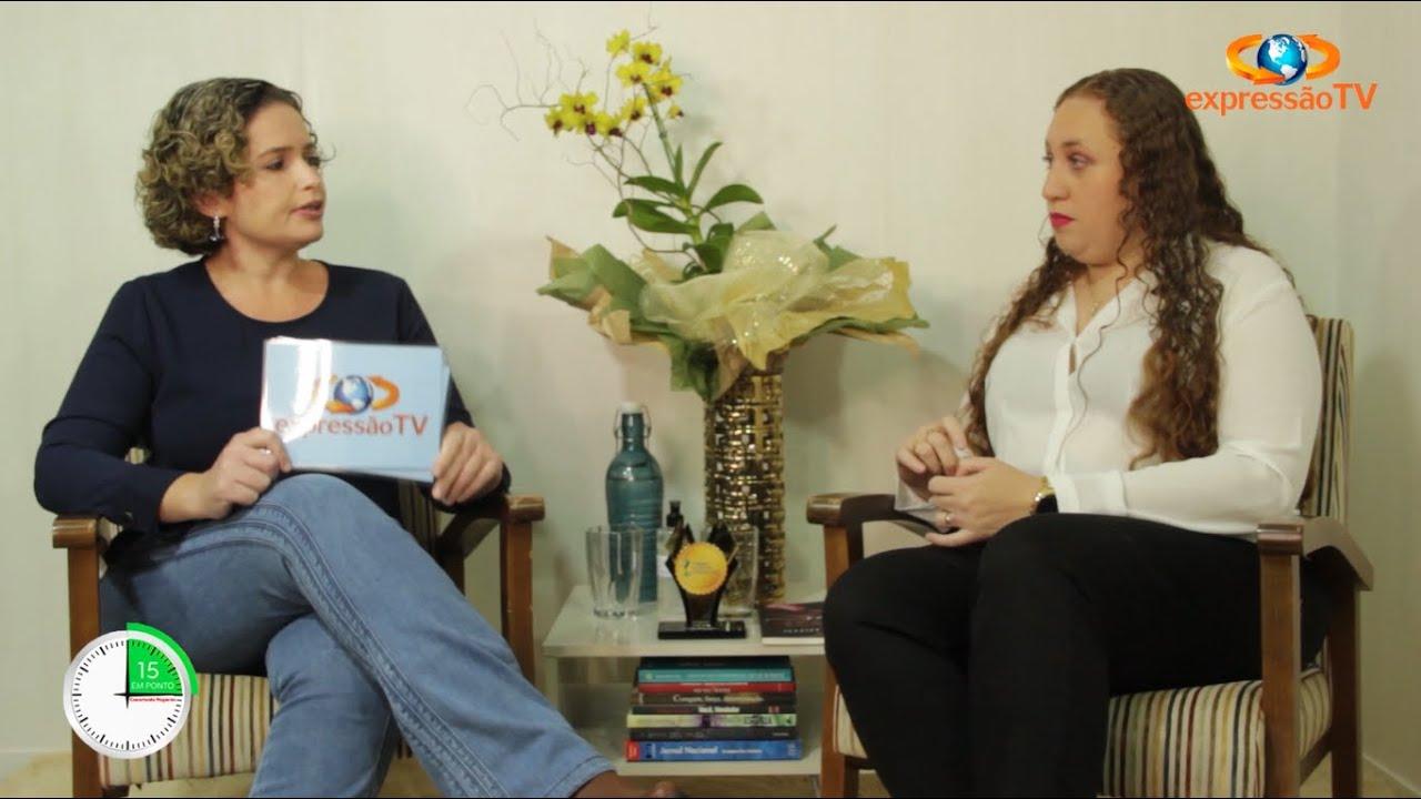 15 em Ponto - Conectando Negócios recebe Jéssica Milato