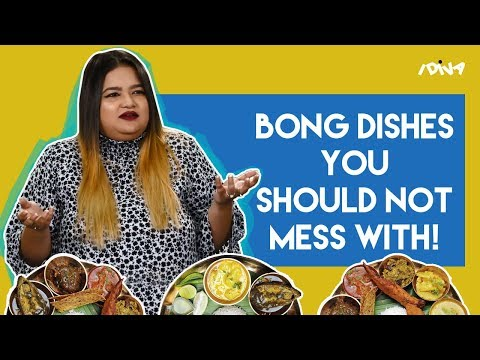 iDIVA - Bengali Dishes You Should Never Mess With | iDIVA Comedy
