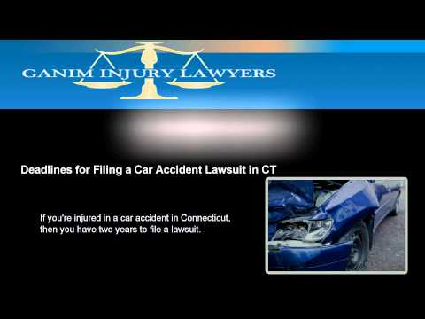 Connecticut Car Accident Law and Attorneys