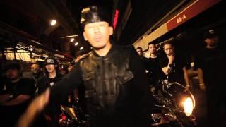 Teledysk: Samurydas Feat. Raekwon, Kurupt & Kojoe