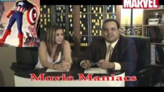 Movie Maniacs 7:Iron Man 2. Thor. Captain America. The Avengers. Batman 3 rummors. Johny Depp news. Interview with New Batman for Joker