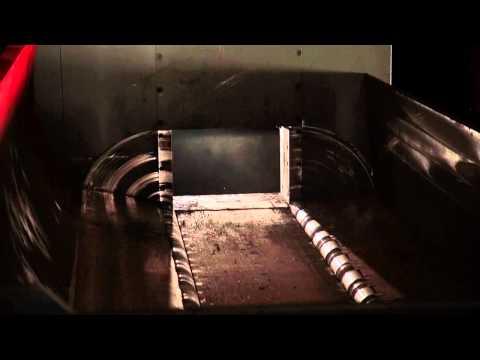 Nouvelle gamme presse cisaille mobile REFLEX par COPEX