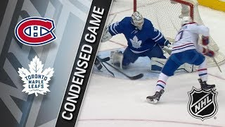 Montreal Canadiens vs Toronto Maple Leafs ЂЂЂ Mar. 17, 2018 | Game Highlights | NHL 2017/18. Обзор