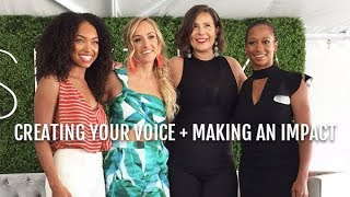 SIMPLY LA 2017: Creating Your Voice & Making Your Impact Panel