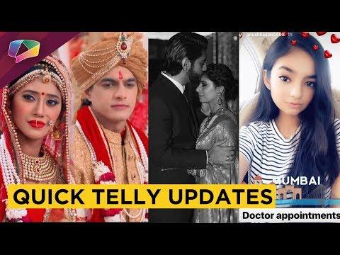 Anushka Sen Injured, Kartik & Naira's Remarriage, Sanaya's Comeback