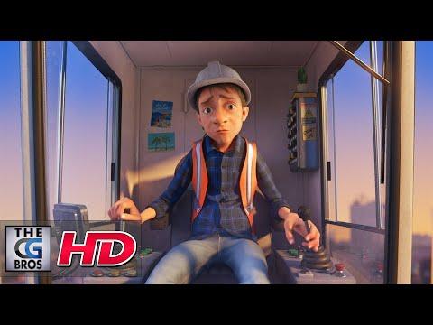"CGI 3D Animated Spot: ""McVitie's - Crane""  - by Nexus Studios"