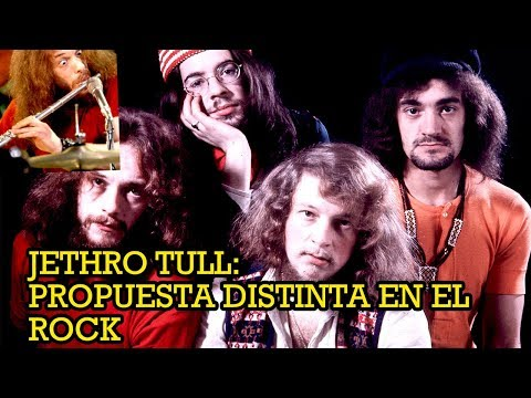 EL INCREIBLE CASO JETHRO TULL