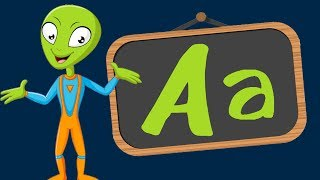 Learn ABC with PUZZLES | Compilation Letters From A to F | Educatio...