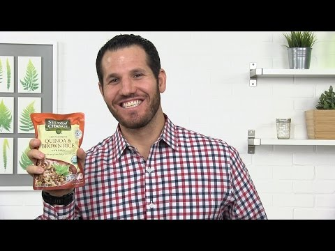 Seeds of Change Quinoa and Brown Rice | Lucky Pick Product Review with Sean