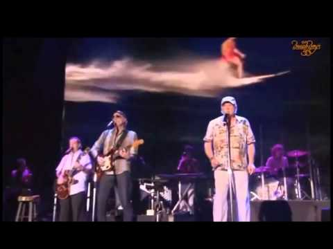 The Beach Boys - Catch A Wave/Hawaii/Don't Back Down/Surfin' Safari (Live 2012)