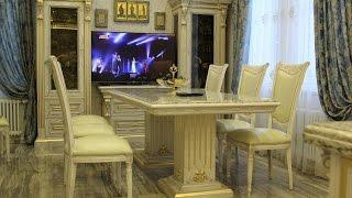 видео производство гостиной мебели