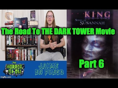 Stephen King The Dark Tower 6: Song Of Susannah BOOK REVIEW - Hail To Stephen King EP20