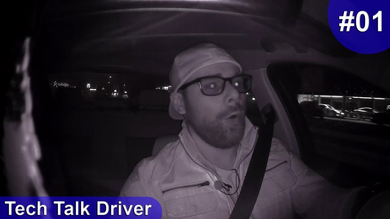 [Tech Talk Driver] Eure Innovativen Ideen [#01] [HD]