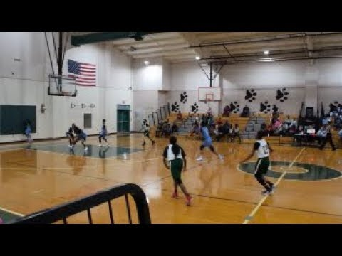 Fort vs  Double Churches Middle School Basketball (Girls)