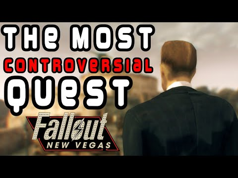 The Most Controversial Quest In Fallout: New Vegas