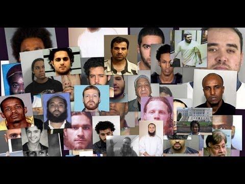 Inside the FBI's Manufactured War on Terror (with Trevor Aaronson) 2/3