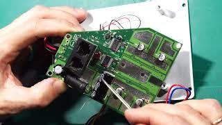 монтировка AZ-EQ6 - ремонт и обзор электроники, сравнение механики с EQ6