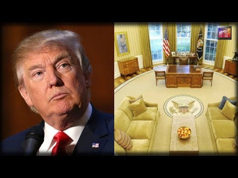 White House Rumor Mill in HIGH GEAR As Trump Holds MYSTERIOUS Meeting in Oval Office