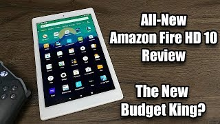 "All-New Fire HD 10 Tablet ""2019"" Review - The New Budget King?"