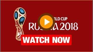 Coupe du Monde FIFA Russie 2018 LIVE