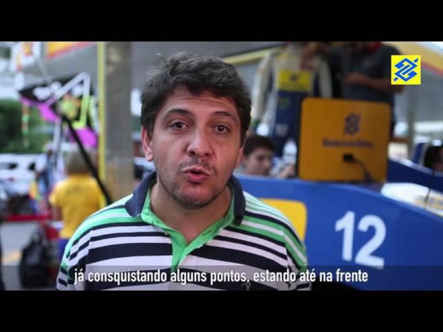 Simuladores Cockpit F1 @ Desafio Banco do Brasil de Velocidade [GP Brasil F1]