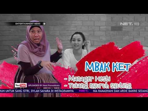Hesti Purwadinata Bingung Bikin Konten Untuk Channel Youtubenya