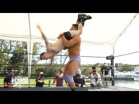 [Free Match] Richard Holliday v. Bullet Joe   Past Wrestling #ShangriLaMagistral (MLW AEW NXT ROH)