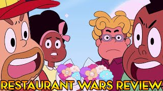 RESTAURANT WARS [Steven Universe Review] Crystal Clear Ep. 22