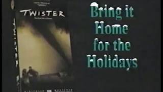 """Twister"" On VHS (1996)"