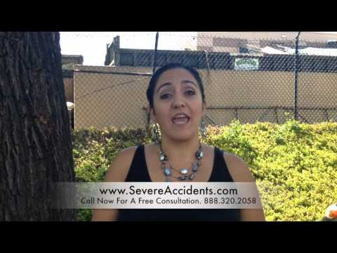 El Cajon, California car accident victim receives financial compensation for her injuries