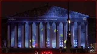 Paris La Nuit - Ночной Париж(Практически любая улочка Парижа пропитана особым настроением, которое располагает к бесконечным прогулка..., 2013-08-20T11:11:57.000Z)