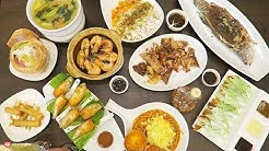 Filipino Food in MESA Greenhills | CRISPCHON and Delicious Pinoy Food with a Twist!
