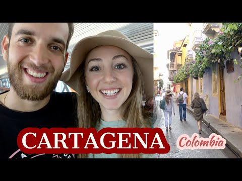 TRAVEL VLOG // Cartagena, Colombia