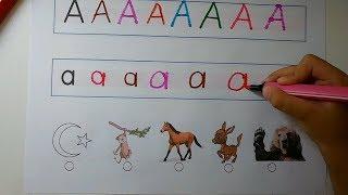 A Sesi - 1. Sınıf Okuma Yazma Öğreniyorum