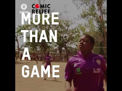Using sports to challenge stereotypes in schools in Malawi