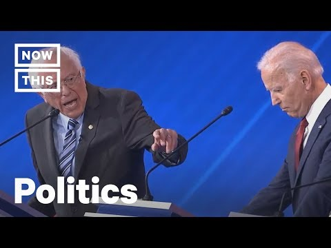 Bernie Sanders on Health Care, Military Spending, and Democratic Socialism at Debate | NowThis thumbnail