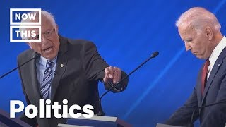 Bernie Sanders on Health Care, Military Spending, and Democratic Socialism at Debate | NowThis