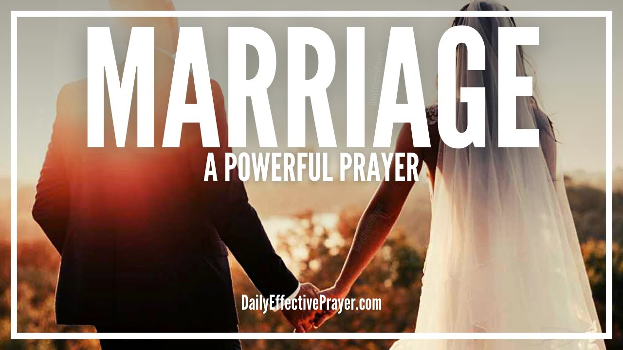 Prayer For Marriage | Powerful Miracle Prayer For Marriage
