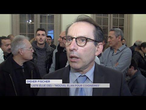 Yvelines | Coignières : Didier Fischer (SE) élu maire de la commune