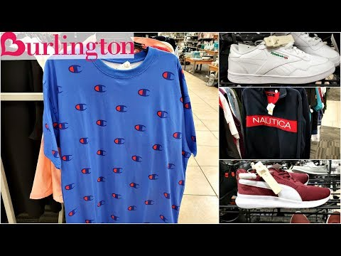BURLINGTON CLOTHING DEALS MEN'S FASHION SHOP WITH ME 2019