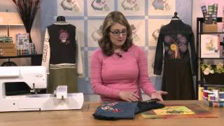 Absolute Beginner Machine Embroidery - Episode 2 Preview - Embroidery Threads