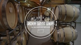 Explore Archery Summit Vineyard in 360° Video