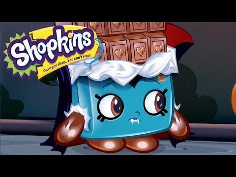 SHOPKINS - TRICK OR TREAT   Shopkins Episode   Cartoons For Kids   Toys For Kids   Shopkins Cartoon