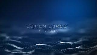 Cohen Direct 9.17.18