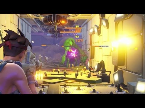 Fortnite - Defending the Fort Gameplay Trailer