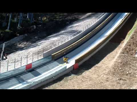Ski jumping in Planica HS 104