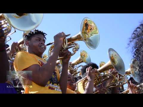 Whitehaven & Edna Karr High School Marching Band - What They Want - 2018