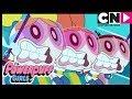 El columpio gigante | Las Chicas Superpoderosas | Cartoon Network